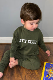 Kids JYY Club Lounge Set - Khaki