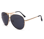 Pandora Sunglasses - Black & Gold