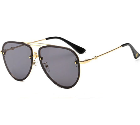Tammy Sunglasses - Black & Gold