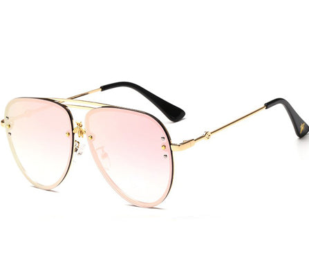 Tammy Sunglasses - Rose Gold