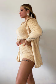 Teddy 3 Piece Set - Beige