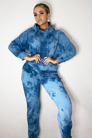 Tie Dye Tracksuit - Blue PREORDER 2ND NOV