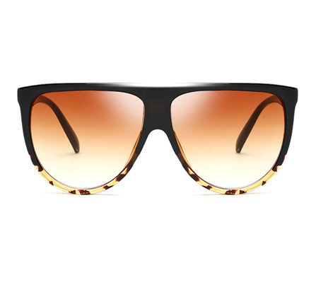 Ava Sunglasses - Leopard PREORDER 22ND MARCH