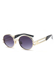 Bella Sunglasses - Black & Gold