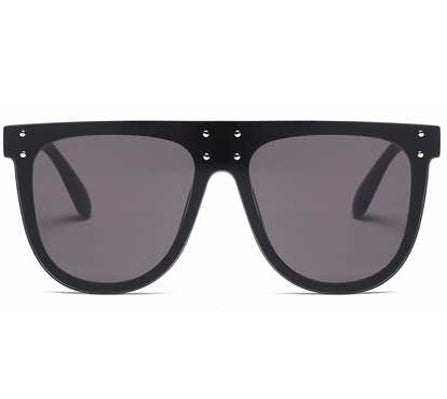 Ivy Black Sunglasses