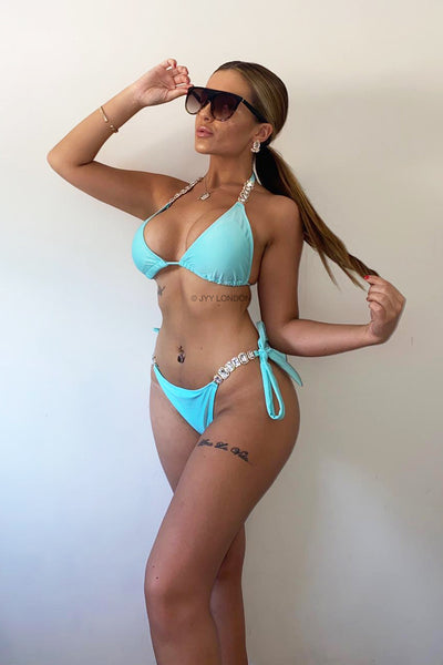 Diamond Bikini - Light Green