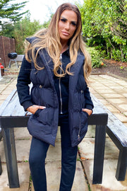JYY Tracksuit & Padded Gilet - Black PREORDER 2nd Dec