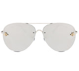Honey Sunglasses - Silver