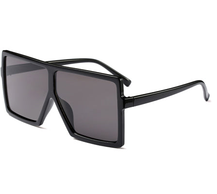 Ivy Black Sunglasses - PREORDER