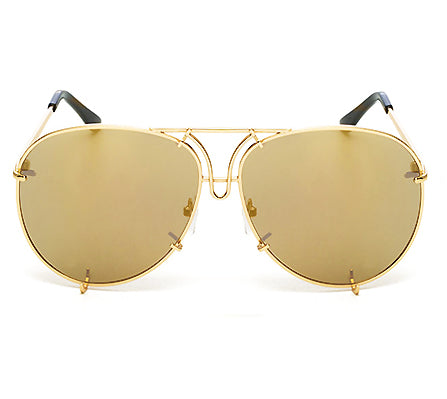 Pandora Sunglasses - Gold