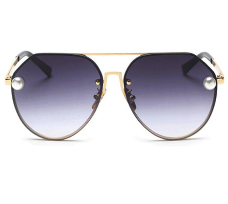 GIFT BOX - Pandora Black & Sienna Black Sunglasses