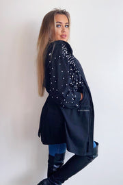 Pearl Jacket - Black