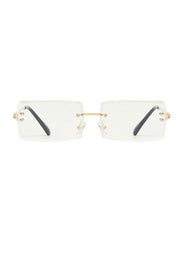 Sofia Sunglasses - Clear