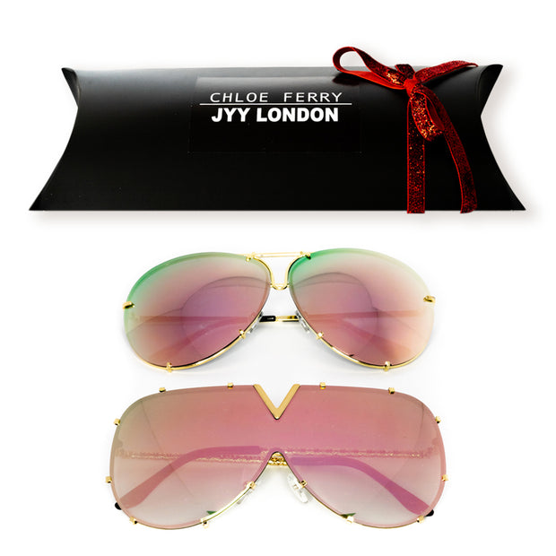 GIFT BOX - Pandora Rose & Cara Rose Sunglasses