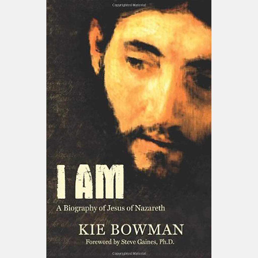 I am: A Biography of Jesus of Nazareth - case of 36