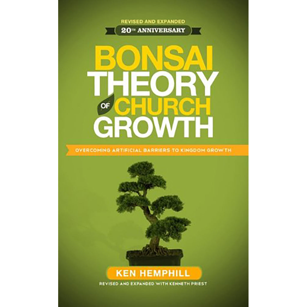Bonsai Theory of Church Growth - case of 24
