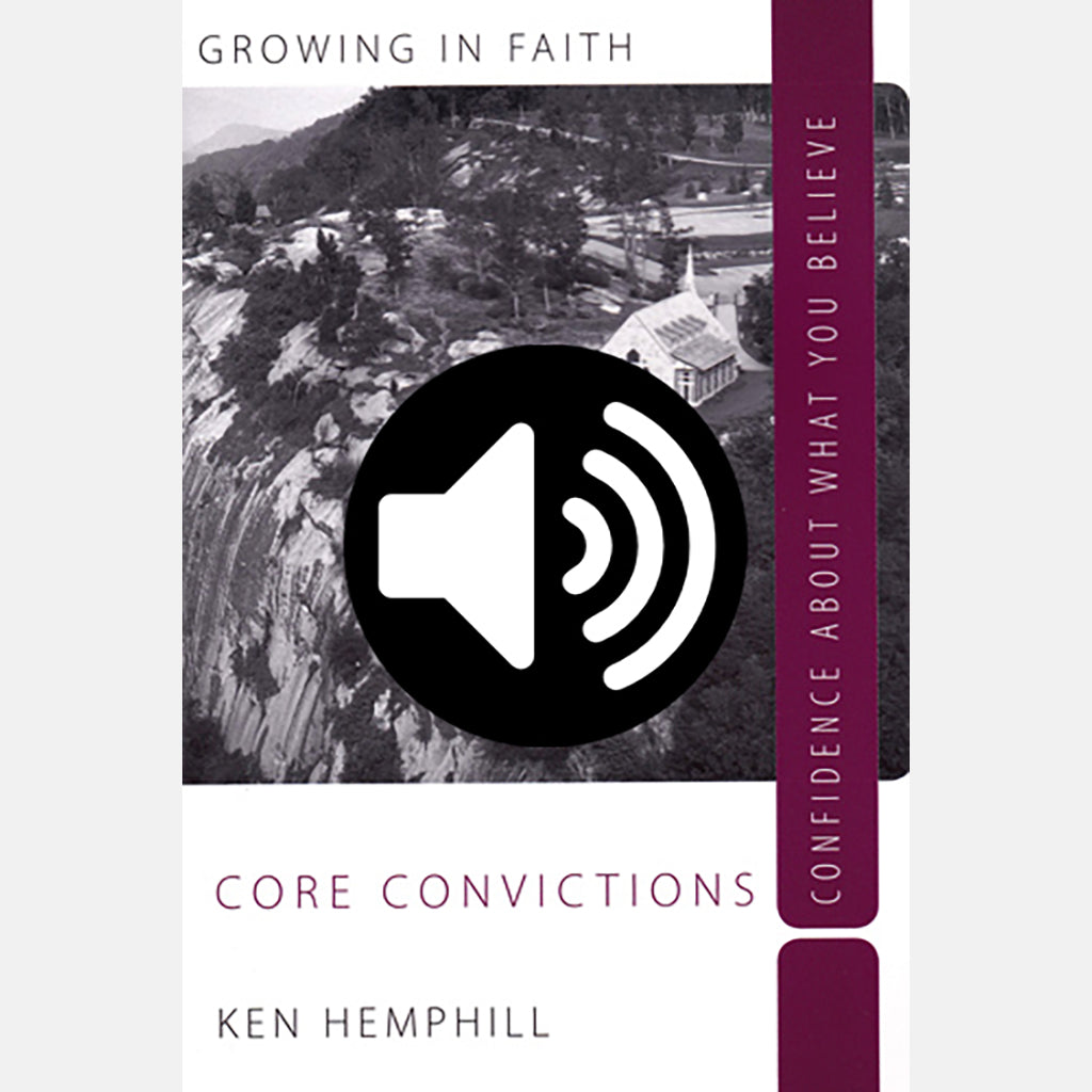 Core Convictions - Audio Commentary