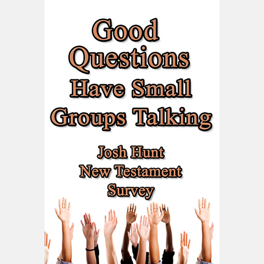 Good Questions Have Groups Talking - New Testament - case of 24