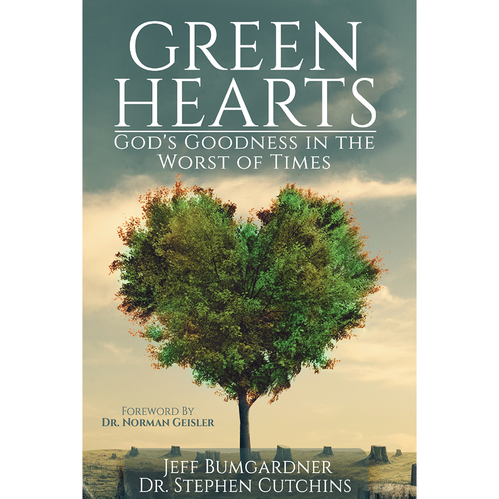 Green Hearts - case of 24