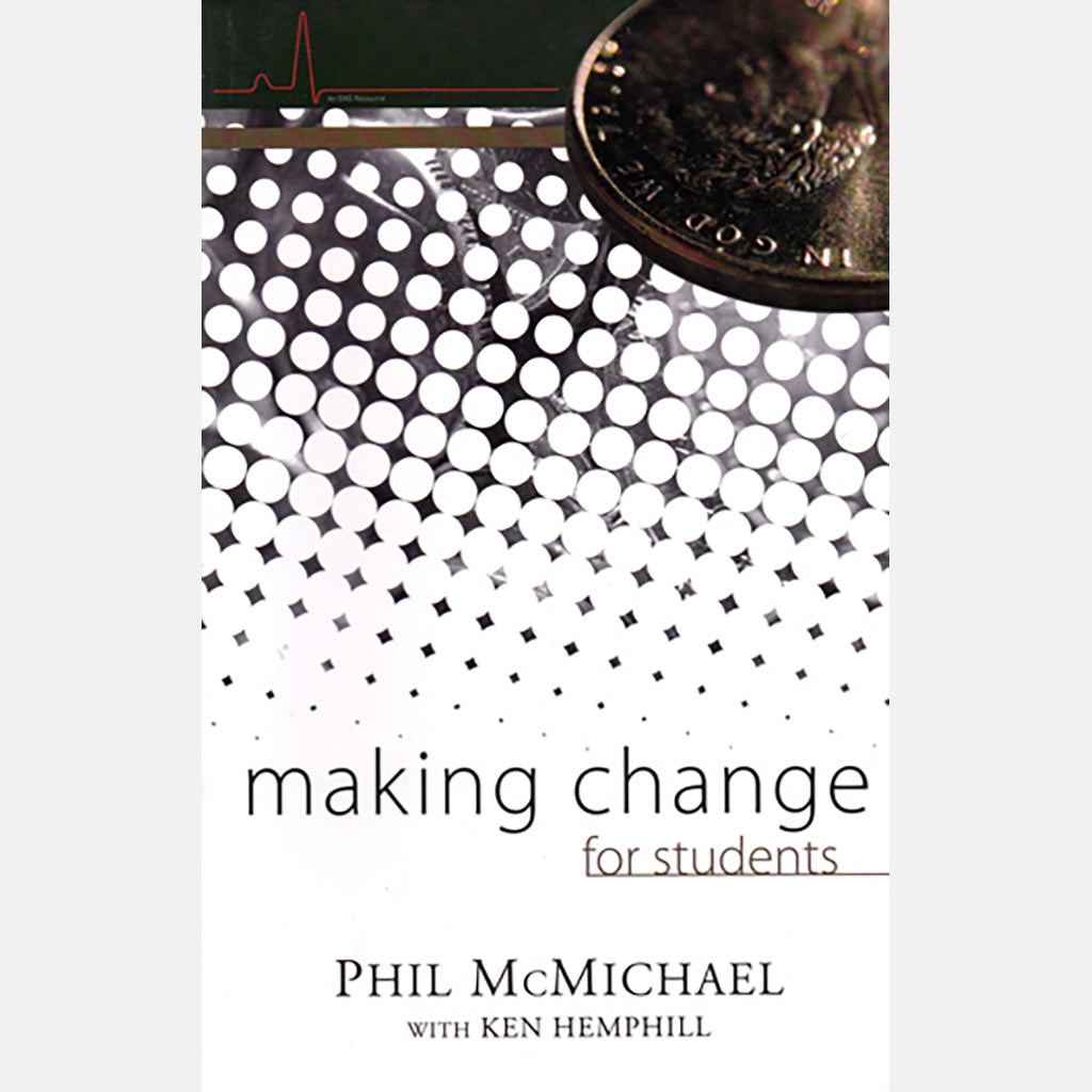 Making Change for Students - DVD