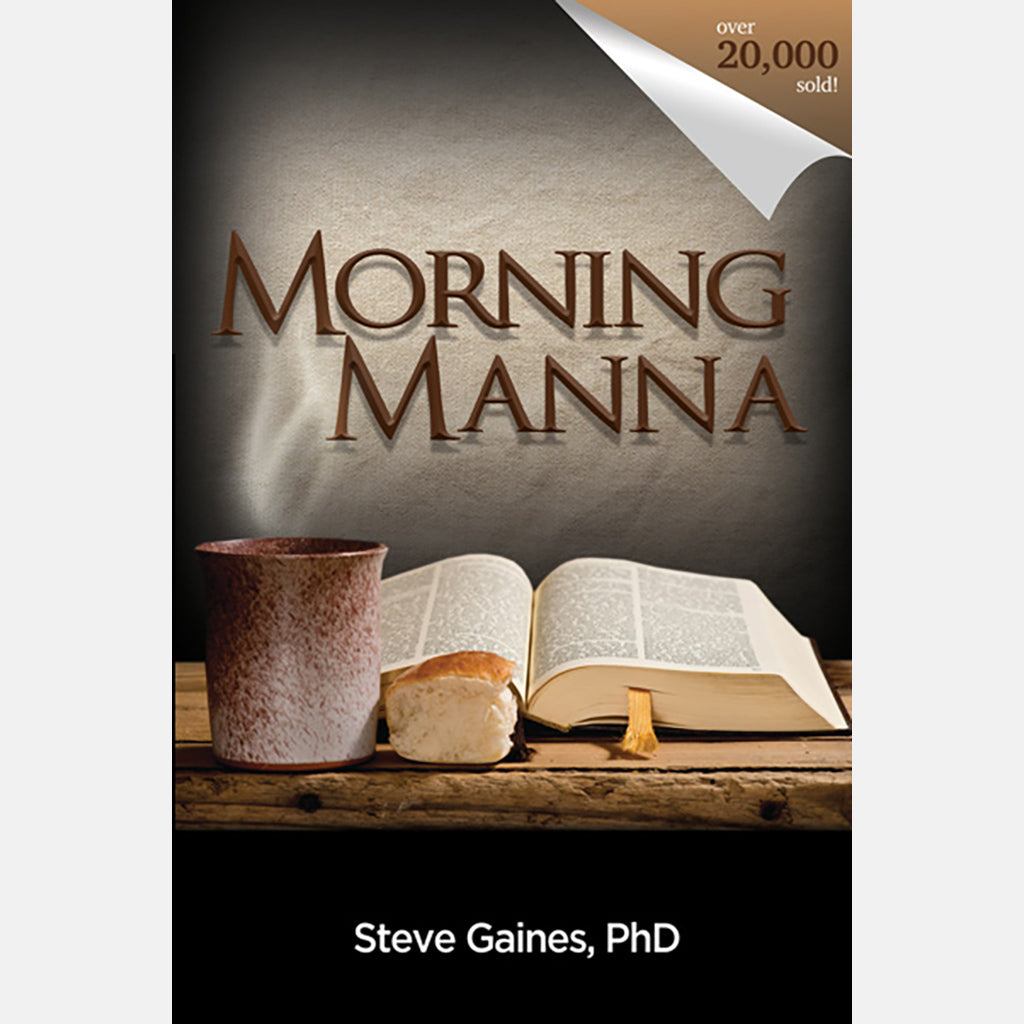 Morning Manna  - Case of 24