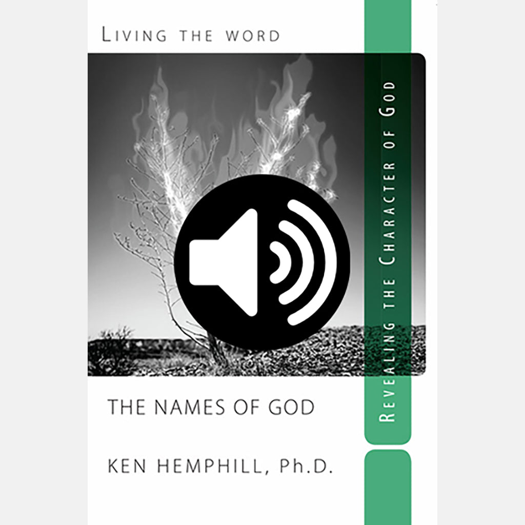 The Names of God - Audio Commentary