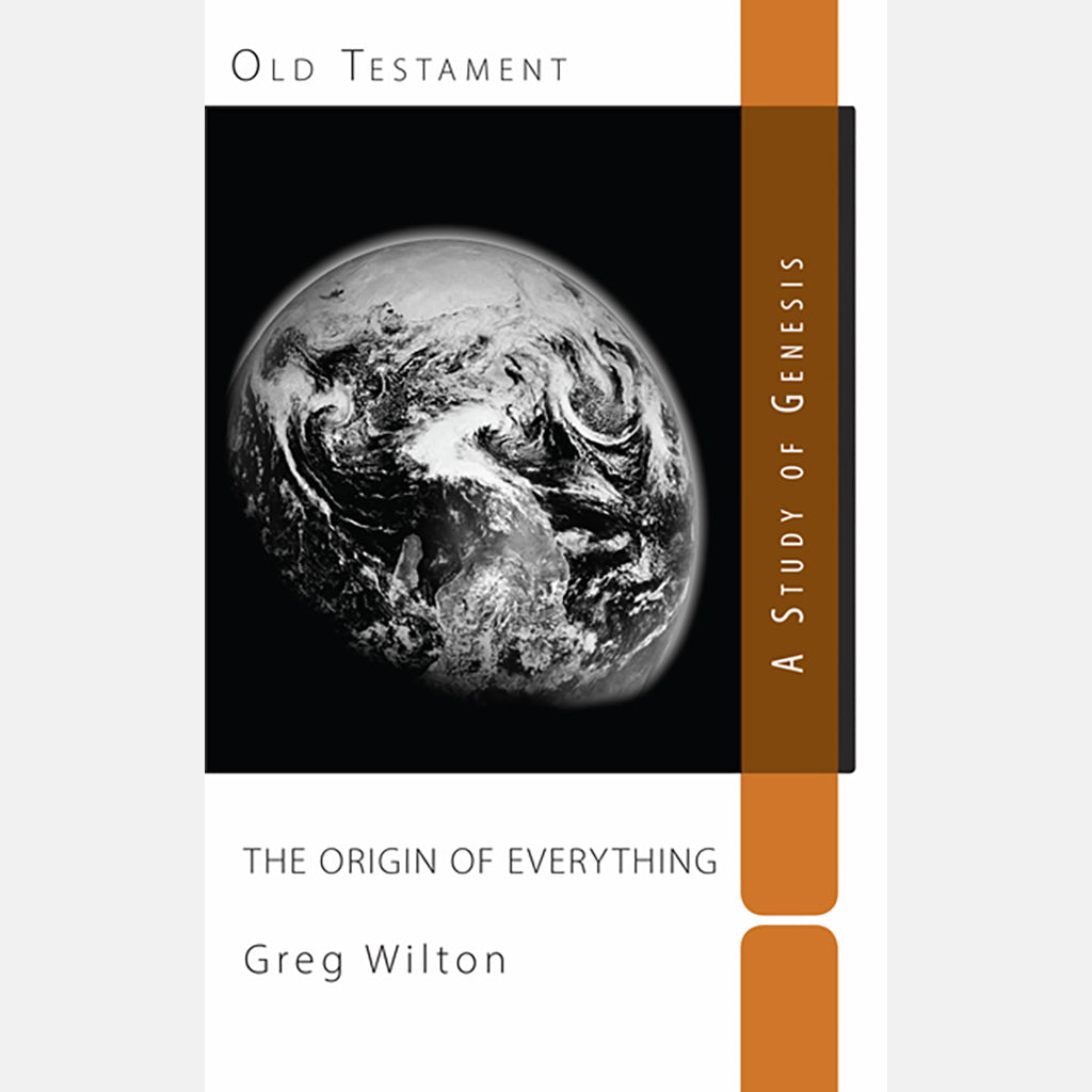 The Origin of Everything: A Study of Genesis - 36 per case