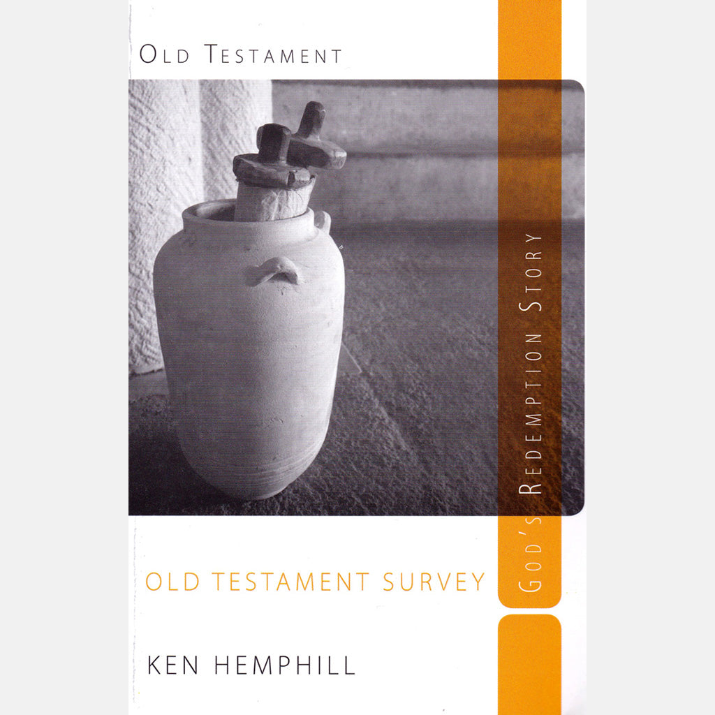Old Testament Survey - case of 36