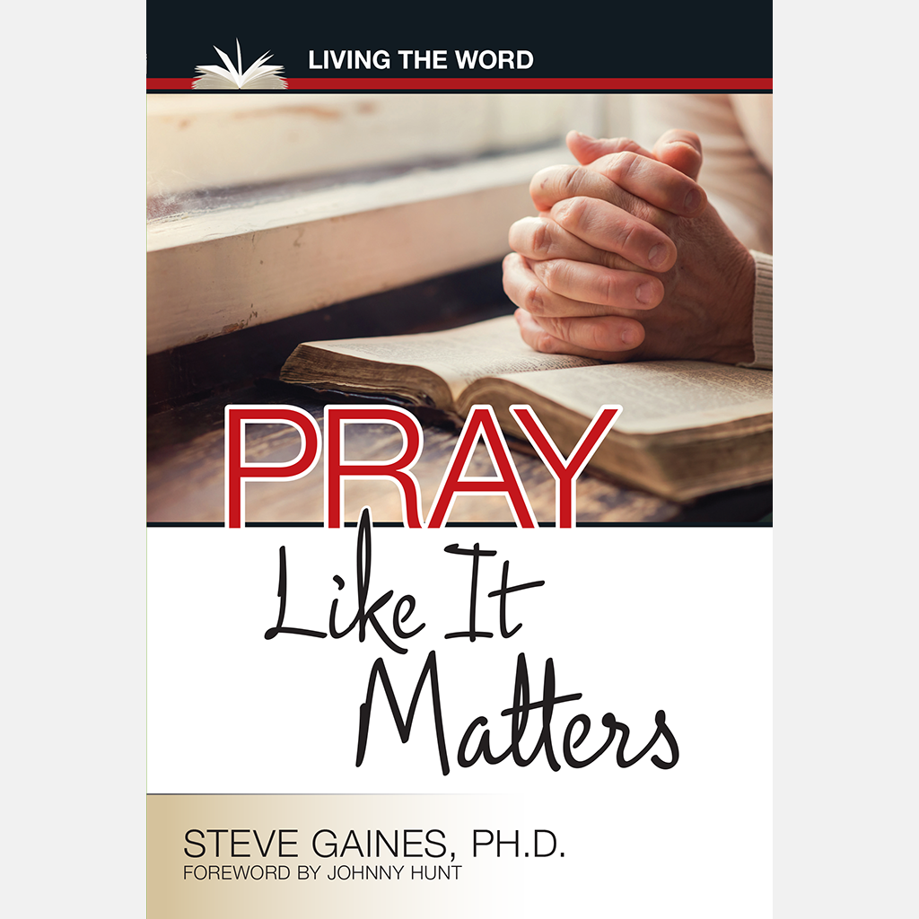 Pray Like It Matters - case of 36