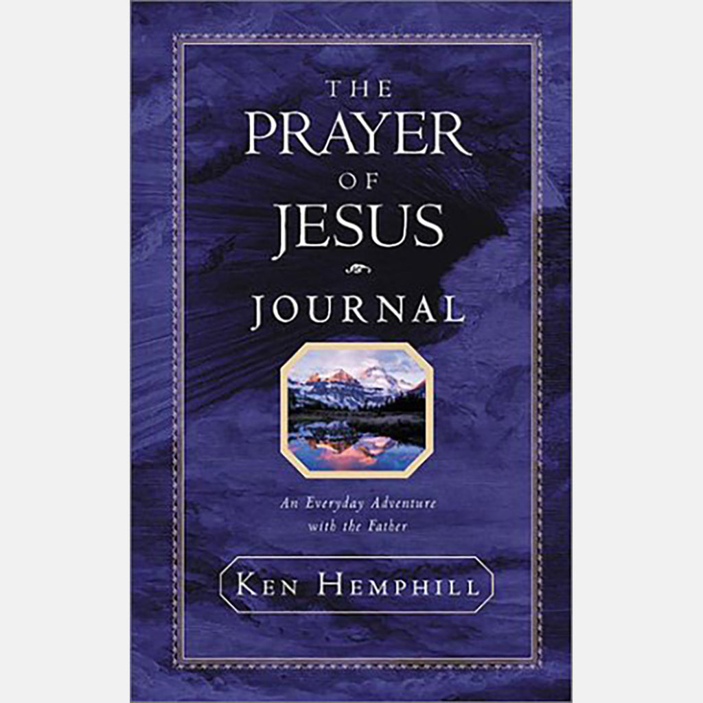 Prayer of Jesus Journal