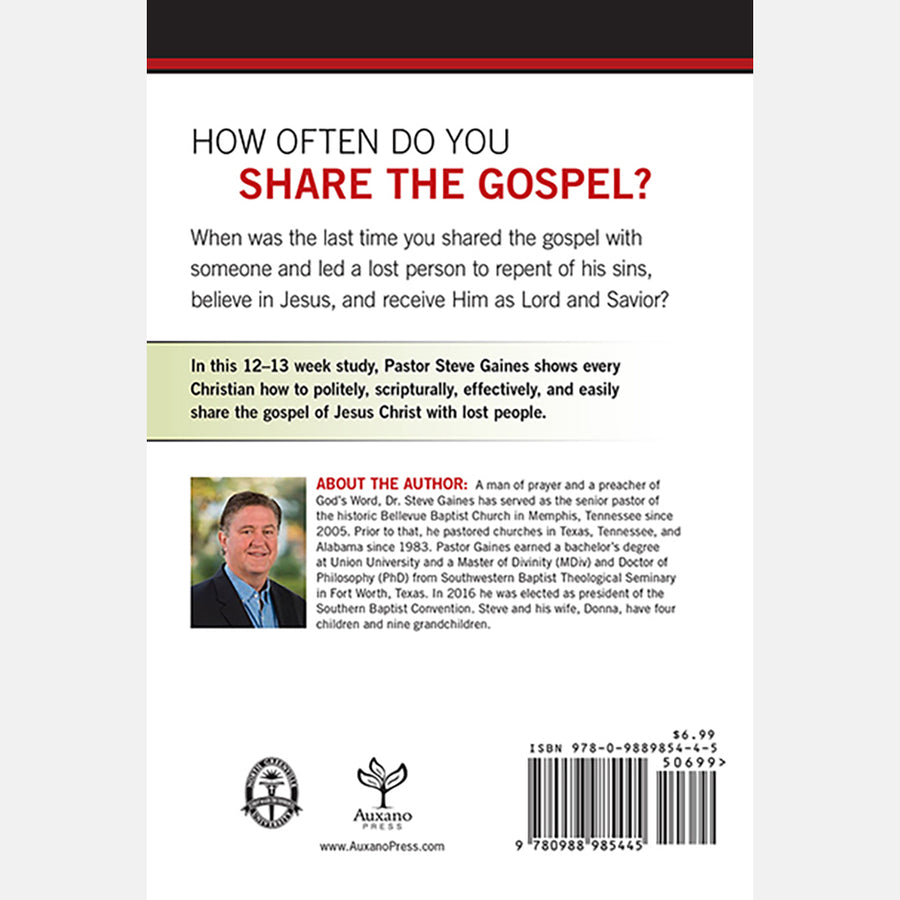 Share Jesus Like It Matters - Case of 36
