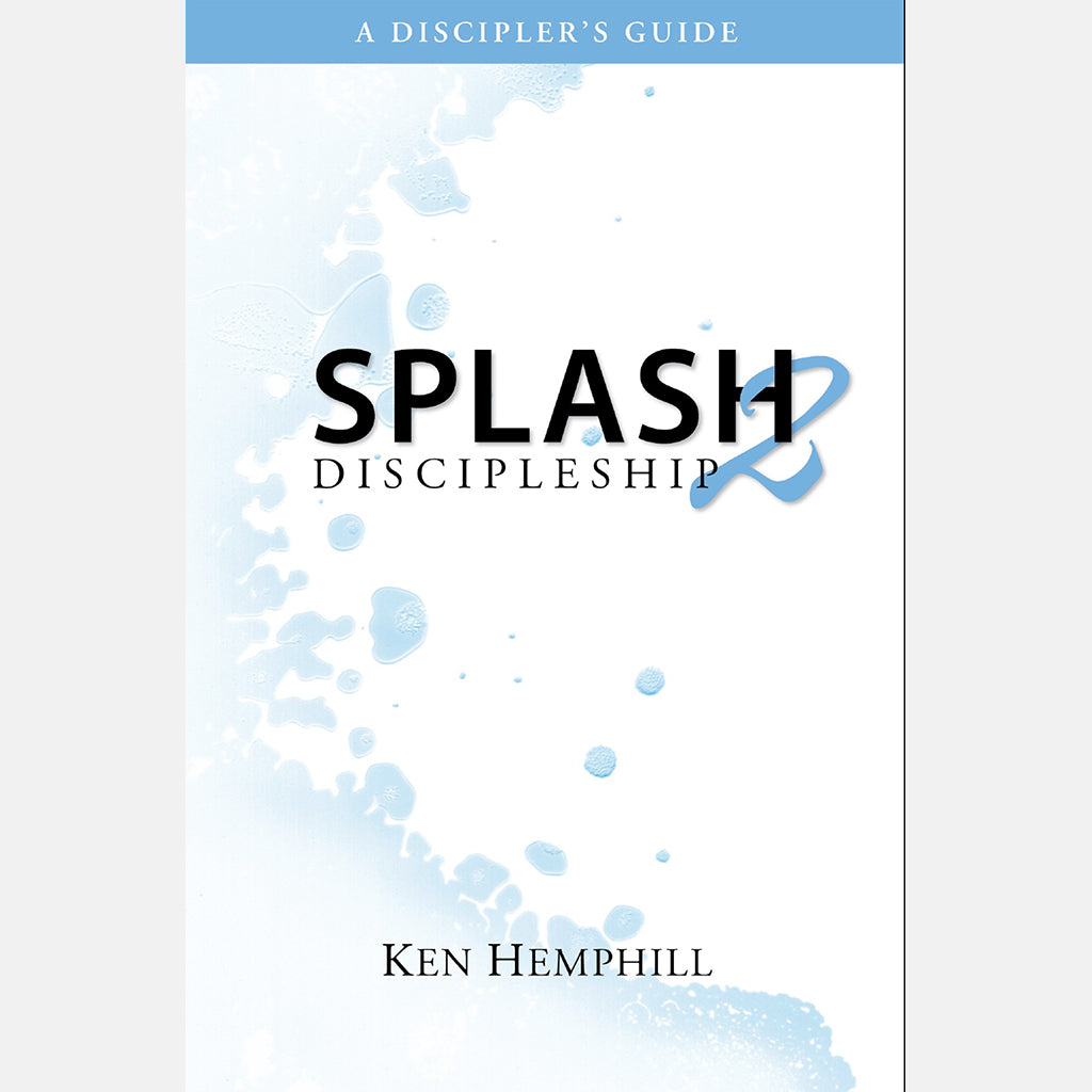 Splash 2: Discipleship - case of 24