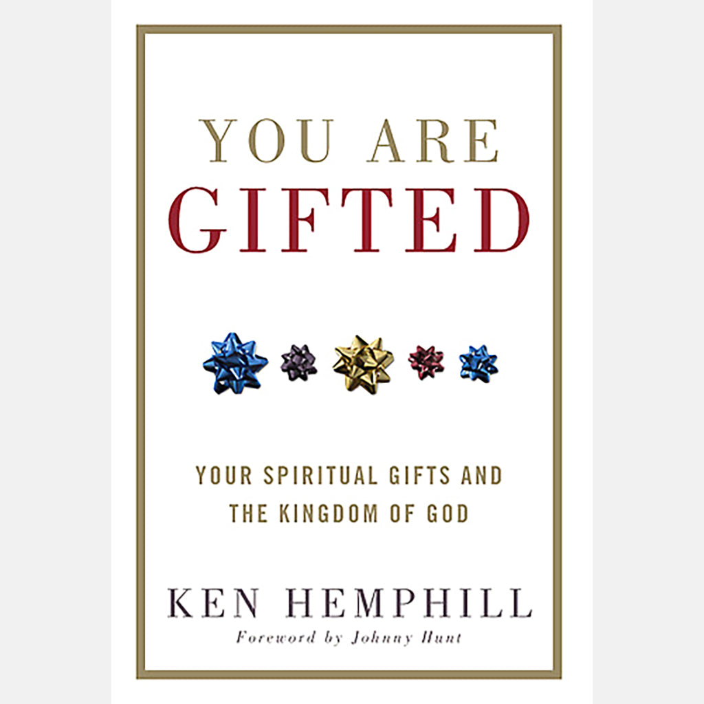 You Are Gifted workbook - case of 40