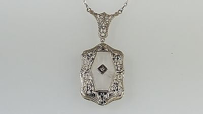 Filigree, late 1800's, early 1900's, necklace, antique,