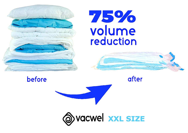Jumbo XXL Vacuum Storage Bags, 47 x 35  SOLD OUT