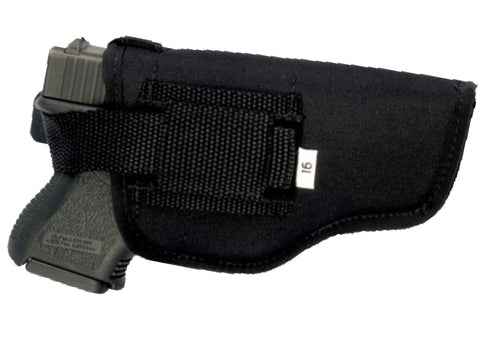 CS hip holster with thumb break for glock, smith and wesson, ruger