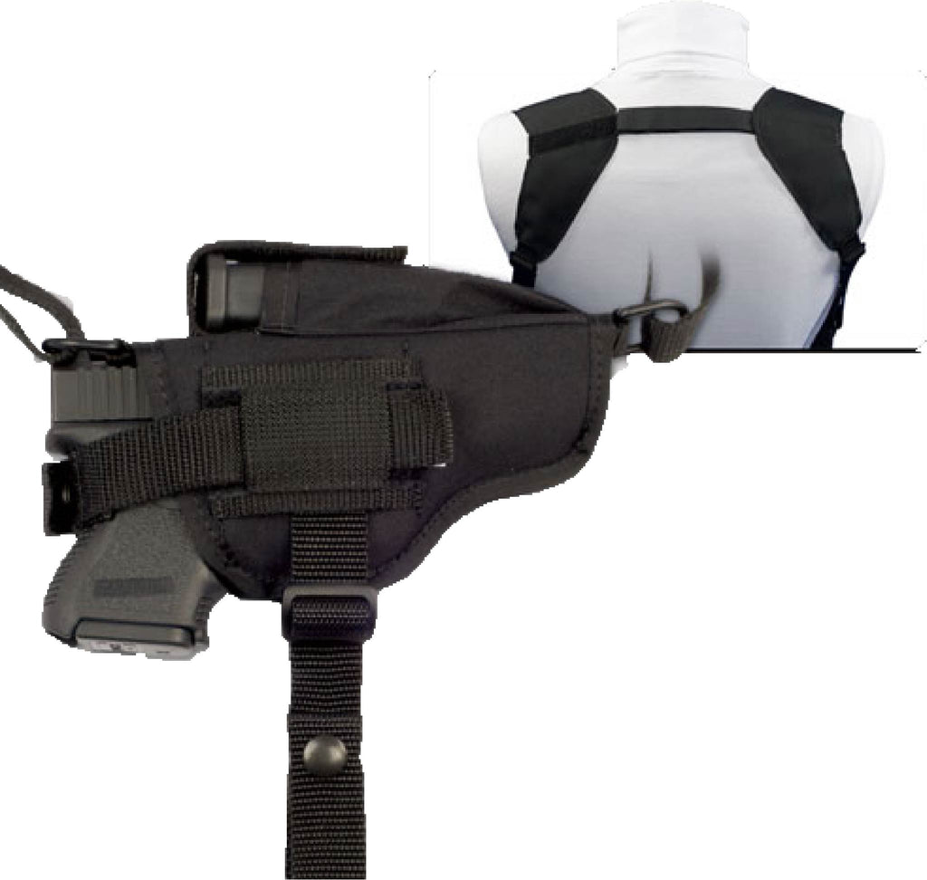 Soft Armor Concealed Carry Gun Holsters | IWB | Shooting