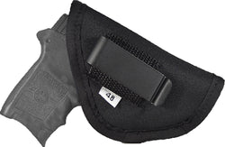 S series in-the-pant gun holster.  IWB concealed carry holster