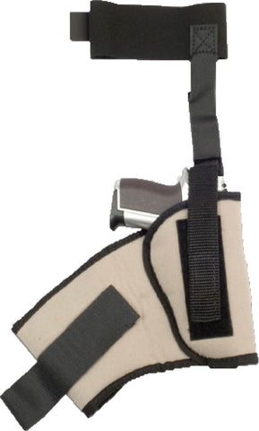 ankle holster for glock, sig sauer, ruger, taurus