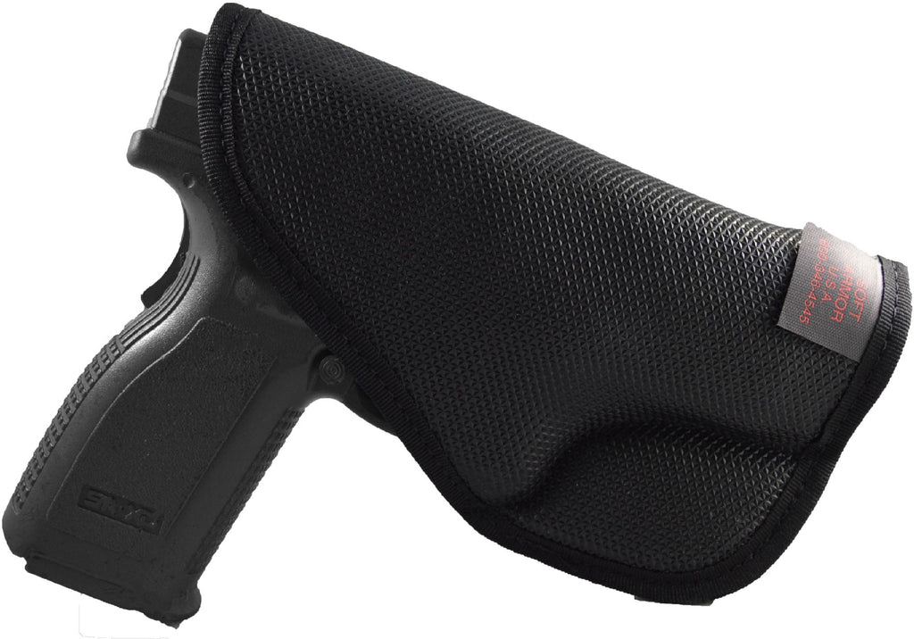 Soft Armor Concealed Carry Gun Holsters | IWB | Shooting Accessories
