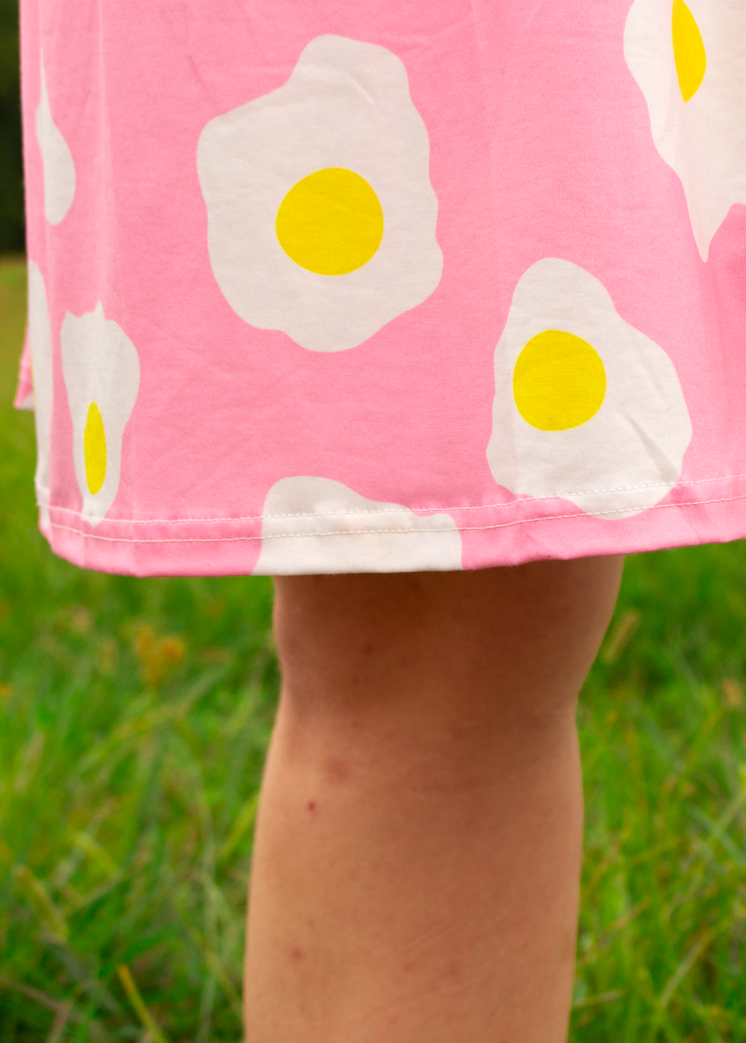 Sunny-Side Up Mini Dress in Pink