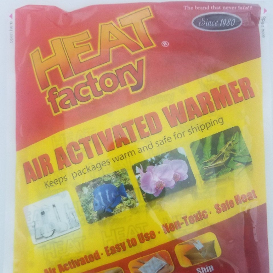 3 Day Heat Pack