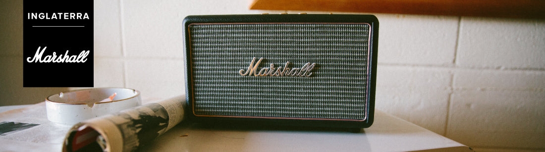 marshall chile parlantes