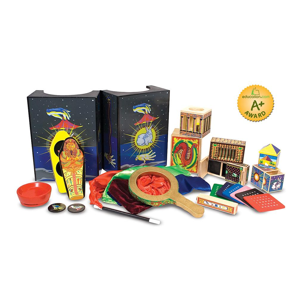 Set de Magia Deluxe Melissa and Doug MELISSA & DOUG- Depto51