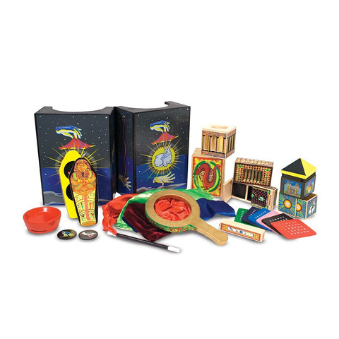 Set de Magia Deluxe Melissa and Doug