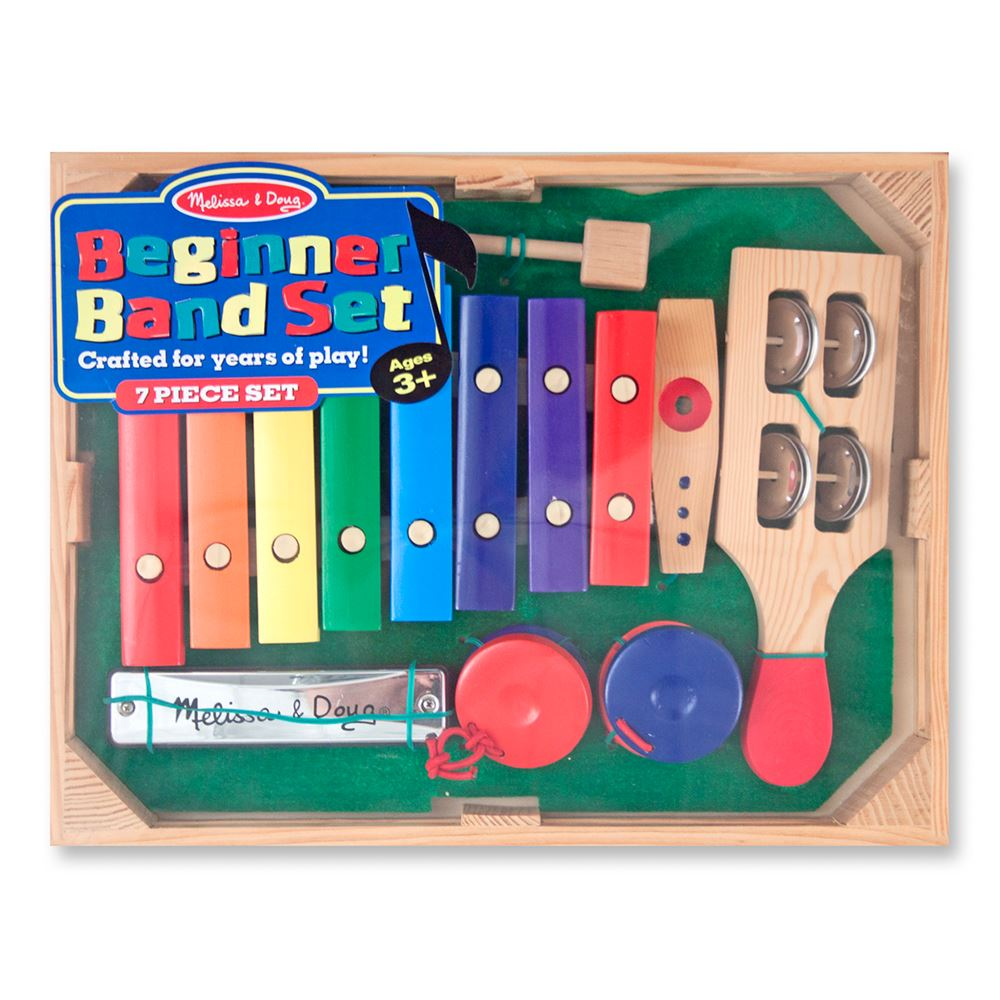 Set de Instrumentos Hum! Jangle! Shake! MELISSA & DOUG- Depto51