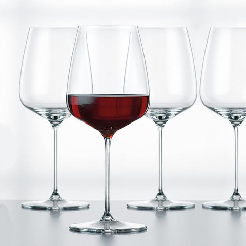 Set de 4 Copas Cristal Bordeaux Willsberger Anniversary SPIEGELAU- Depto51