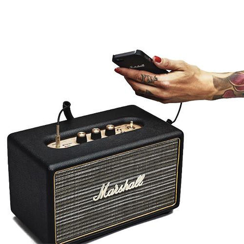 Parlante Bluetooth Marshall Acton Negro
