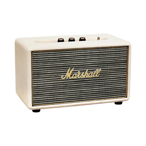 Parlante Bluetooth Marshall Acton Crema
