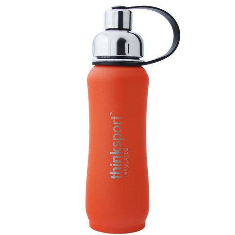 Botella ThinkSport Térmica 500 ml Naranja